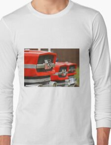 Vintage Tractors Long Sleeve T-Shirt