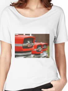 Vintage Tractors Women's Relaxed Fit T-Shirt