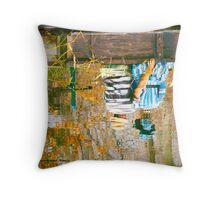 A Lovely Winter Afternoon Throw Pillow
