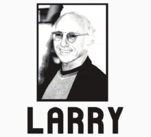 Larry David by Leway13
