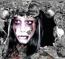 Undead Necromancer by Gal Lo Leggio