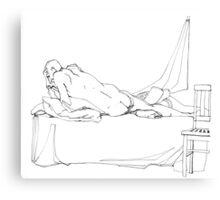 Ken Canvas Print