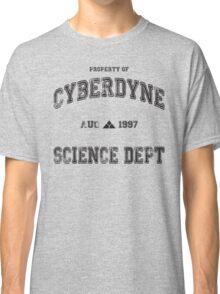CyberDyne Science Dept Vintage (Terminator) Classic T-Shirt