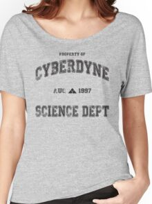 CyberDyne Science Dept Vintage (Terminator) Women's Relaxed Fit T-Shirt