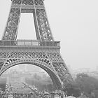 Eiffel Tower  by Marc Garner