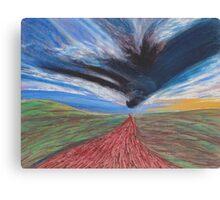 Gathering Storm Canvas Print