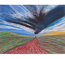 Gathering Storm Photographic Print