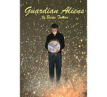 MY BOOK GUARDIAN ALIENS COVER Photographic Print