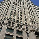 Wrigley Building, Chicago by Peter  Thomas