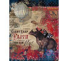 Leap of Faith Photographic Print
