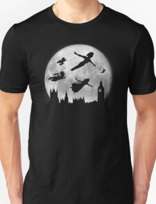 Full Moon over London Unisex T-Shirt