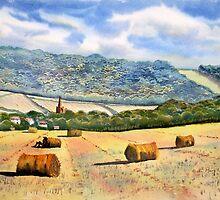 Wold Gold, Wintringham by Glenn Marshall