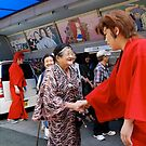 At Small Theater ,OSAKA  JAPAN by yoshiaki nagashima