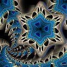 Sapphire star by innacas