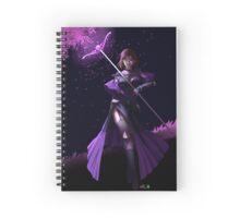 Ceri Battle Sorceress Spiral Notebook