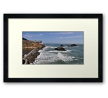 Cliff House Framed Print