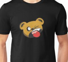 Bitter Teddy Bear Unisex T-Shirt