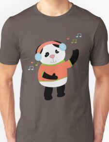 Rockin' Panda Shirt T-Shirt