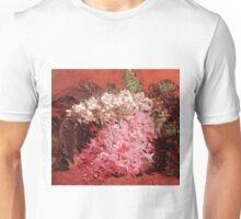 Lilacs by Vincent Van Gogh Unisex T-Shirt
