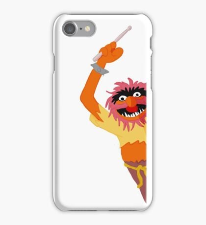 I'd rather be with an Animal... iPhone Case/Skin