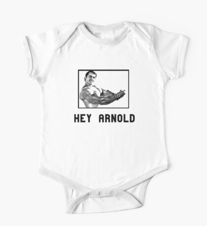 HEY ARNOLD! One Piece - Short Sleeve