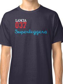 rally car Classic T-Shirt