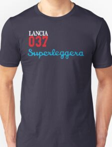 rally car Unisex T-Shirt