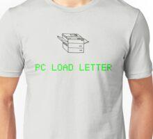 PC Load Letter Unisex T-Shirt