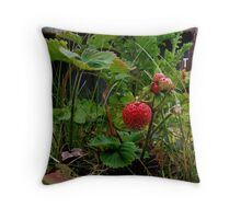 First Fruit. Throw Pillow