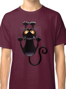Clings cat Classic T-Shirt