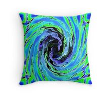 The Clan Campbell Throw Pillow