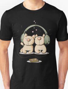 Cats & music T-Shirt