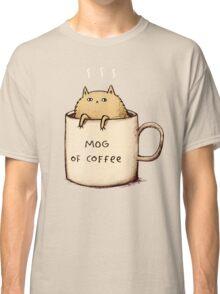 Mog of Coffee Classic T-Shirt