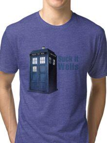 Suck it Wells Tri-blend T-Shirt
