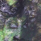 Face, Bernard Lacoque-122 by ArtLacoque