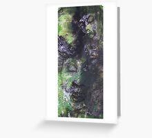Face, Bernard Lacoque-122 Greeting Card