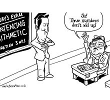 Sentencing Arithmetic by Alex Hughes