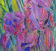 Iris Impressions by bevmorgan