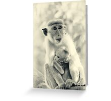 Hold me Close Greeting Card