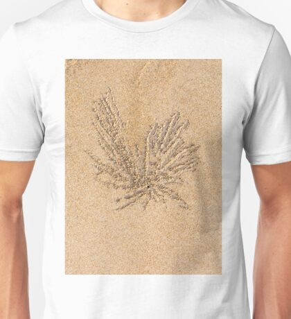 Sand balls and living the beach crab holes Unisex T-Shirt