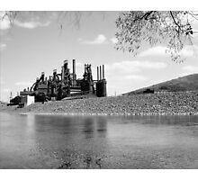 Bethlehem Steel Photographic Print