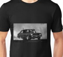 LYNCHY Tread Cemetery Burnout Unisex T-Shirt