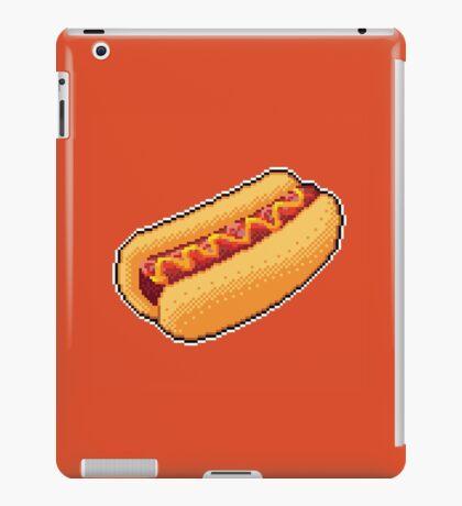 Pixel Hot Dog iPad Case/Skin