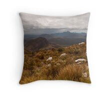 """""""Magestic Ranges"""" Throw Pillow"""