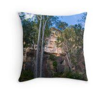Carnarvon Gorge- West Wall Throw Pillow