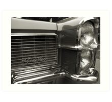 Cadillac Coolness Art Print