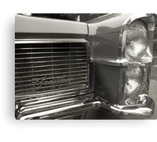 Cadillac Coolness Metal Print