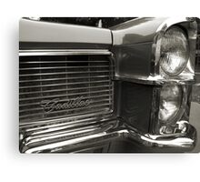 Cadillac Coolness Canvas Print