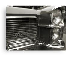 Cadillac Coolness Canvas Print