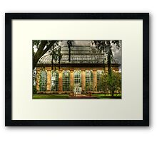 The Atrium Framed Print